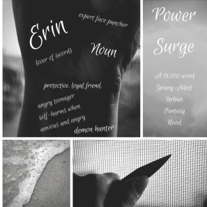 Power Surge Aesthetic pitch