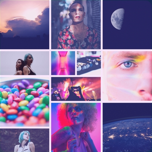 Aesthetic for #spaceoperaWIP
